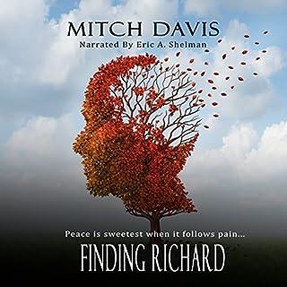Finding Richard audiobook cover art