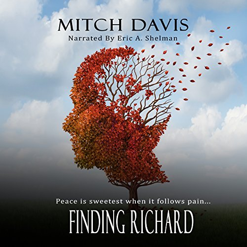 Finding Richard audiobook cover art