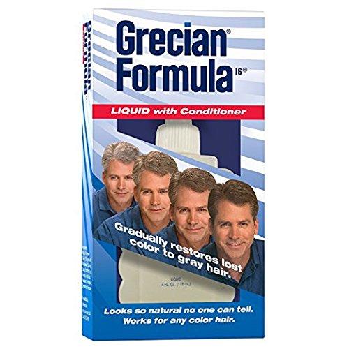 Price comparison product image Grecian Formula Liquid with Conditioner,  4 Ounce