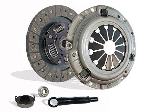 Clutch Kit Compatible With Rx-8 Grand Touring Gt R3 Sport 40th Anniversary Edition Base Shinka 2004-2011 1.3L R2 GAS Naturally Aspirated 4-Puck Disc Stage 3; Rotary 13B-Msp 6 Speed