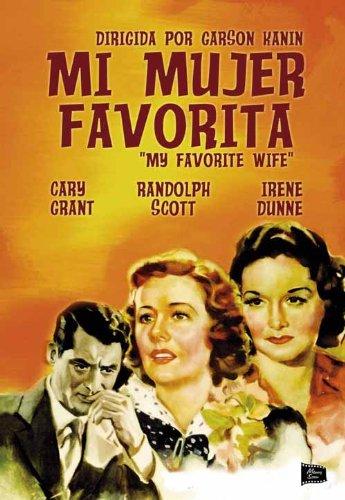 Mi Mujer Favorita [DVD]