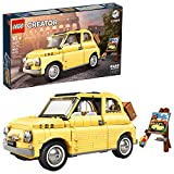 LEGO Creator Expert Fiat 500 10271 Toy Car Building Set for Adults and Fans of Model Kits and LEGO Sets; Top Gift Idea, New 2020 (960 Pieces)