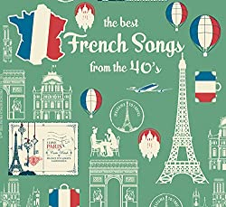 The best French Songs from the 40's Vinyle - Édith Piaf, Charles Trenet, Juliette Gréco