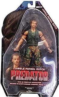 Predators Series 8 Jungle Patrol Dutch Schaefer 7