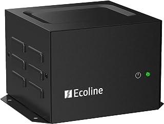 Precio Especial - Ecoline - Regulador electrónico de Voltaje, potencia: 1650VA /1000W, modelo: ERV-1000-N, protección inte...