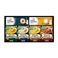 味の素 ギフトレシピクノールスープ&コーヒーギフト KGC-20F