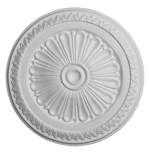 DECOSA Rosette Donatella, weiß, 1 Stück à Ø 32 cm
