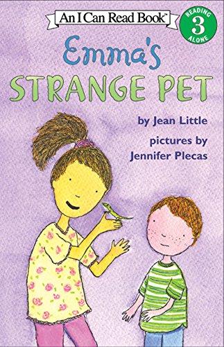 Emma's Strange Pet (I Can Read Level 3)の詳細を見る