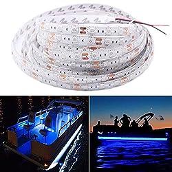top 10 led boat lights Marine navigation LED strips for seapon boat pontoons, duck john bus boats, yachts, kayaks, LedFlex …