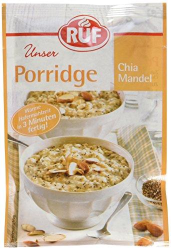 RUF Porridge Chia Mandel 13er Pack (13 x 65g)