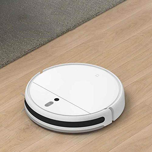 Best Buy! Rechargeable Robot Vacuum Cleaner, Smart Sweeping Robot with 2500pa Strong Suction, Quiet,...