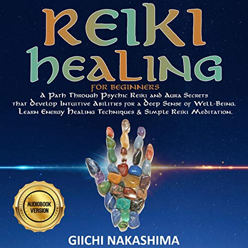 Reiki Healing for Beginners  By  cover art