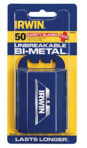 IRWIN 1764981 Bulk Safety Blades (100 Pack)