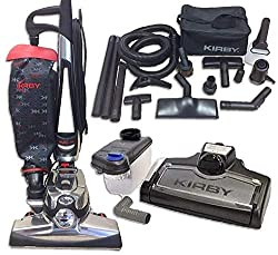 Kirby Avalir Vacuum Cleaner w/Shampoo System & Attachment Kit