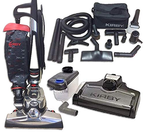 Kirby Avalir Vacuum Cleaner W/Shampoo System and Attachment Kit New in Box