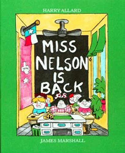 Miss Nelson Is Back