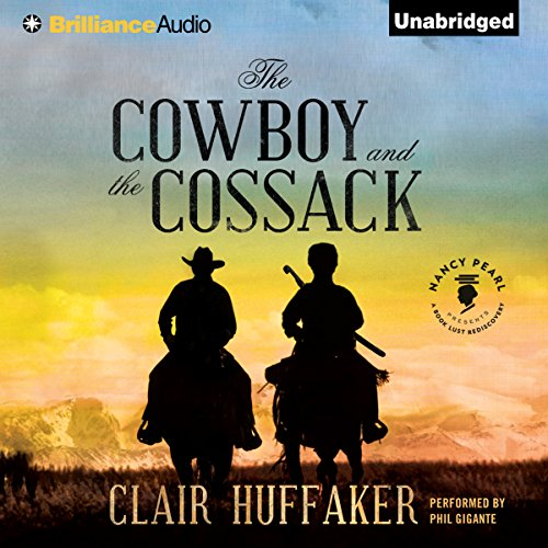 The Cowboy and the Cossack audiobook cover art