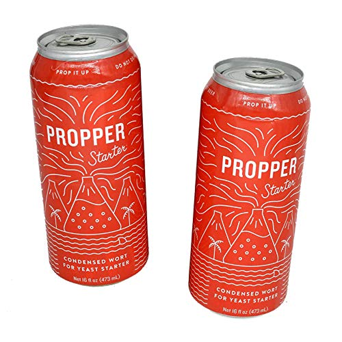 Propper Starter- Condensed Wort for Yeast Starter (16 oz) 2 Pack