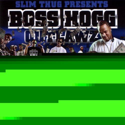 Serve & Collect: Screwed & Chopped Da Boss Hogg Outlawz Way [Explicit]