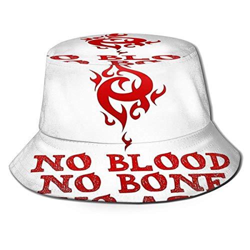 XCNGG Blair Soul Eater Unisex Summer Sun Bucket Hat Gorra de Playa