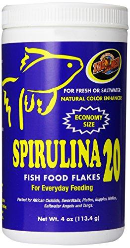 Royal Pet Supplies Spirulina Flake Fish Food