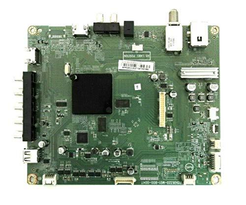 DIRECT TV PARTS Vizio 756TXHCB02K0040 Main Board for D40F-E1