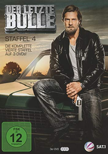Der letzte Bulle - Staffel 4 [3 DVDs]