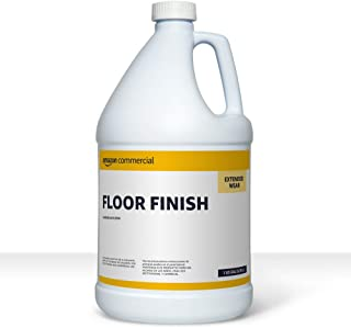 AmazonCommercial Floor Finish, 1-Gallon, 1-Pack