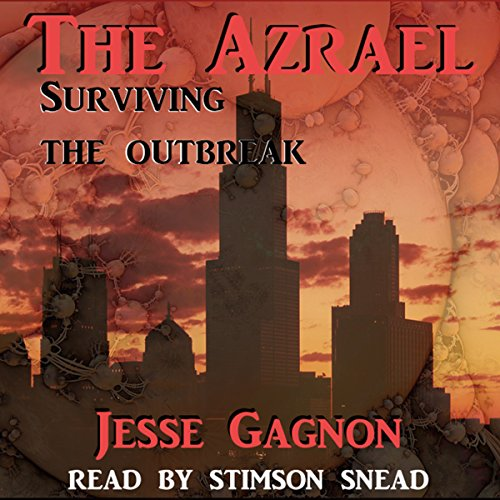 The Azrael audiobook cover art