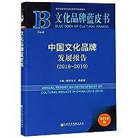 文化品牌蓝皮书:中国文化品牌发展报告(2018~2019)