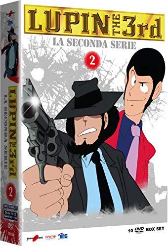 Lupin Iii - La Seconda Serie Vol.2 (10 Dvd) (Limited Edition) (10 DVD)