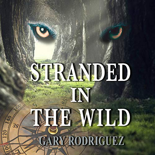 Stranded in the Wild audiobook cover art