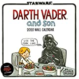 Darth Vader and Son 2020 Wall Calendar: (2020 Wall Calendar, Star Wars Gifts, Star Wars Calendar)