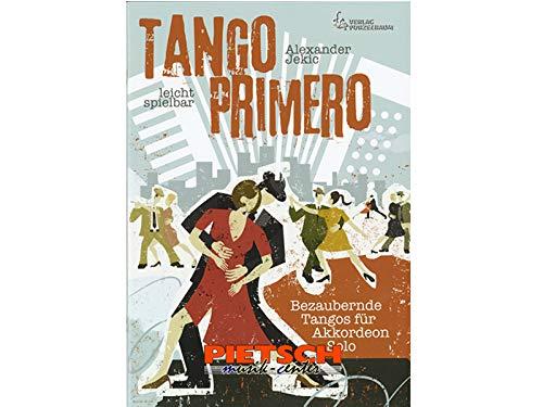 Tango primero : für Akkordeon