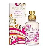 Pacifica Island Vanilla Perfume en spray con aroma a vainilla, 29 ml