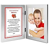 First Valentine's Day Gift, Mommy Poem From Newborn Baby Boy or Girl, Add Photo