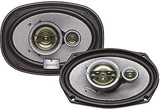 مكبر صوت KFC-HQ718 من كينوود (ثلاثي الاتجاه وبوحدة اضاءة ويمكن تثبيته على الحائط)