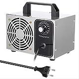 WXH Generador De Ozono Hogar Portátil Purificador De Aire De Salida Esterilizador De Lata 5 G / 10G / 15G De Ozono por Hora, Puede Matar El 99% De Las Bacterias, Adecuado para Coches/Oficinas,15g