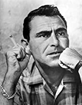 Home Comforts Rod Serling Playwright Narrator Screenwriter Laminated Poster Print 24 x 36