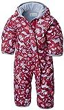 Columbia Schneeanzug für Kinder, Snuggly Bunny Bunting, Polyester,  - Rosa, Blau (Cactus Pink...