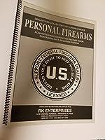 個人Firearms記録帳( 125エントリ)