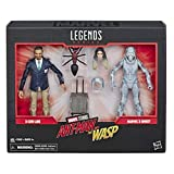 Marvel Legends Series Ant-Man & The Wasp 6'-Scale Movie-Inspired X-Con Luis & Marvel's Ghost Collectible Action Figure 2 Pack