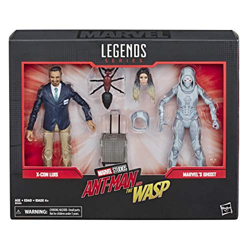 2 Pack, Marvel Legends Series Ant-Man & The Wasp -$14.28(71% Off)