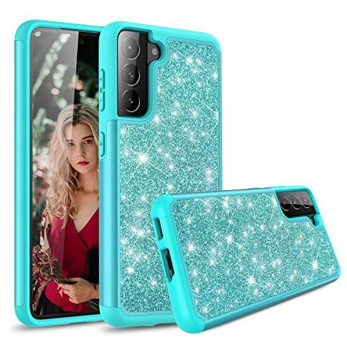Cbus Wireless Schutzhülle für Samsung Galaxy S21 5G (Blaugrün)