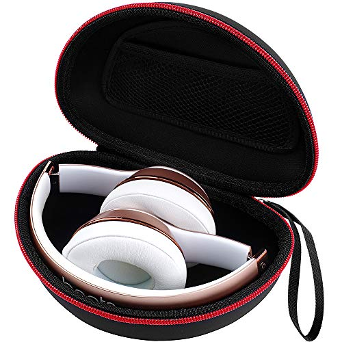 Headphone Case for Beats Solo3 / Beats Solo2 On-Ear Bluetooth Headphones - Black