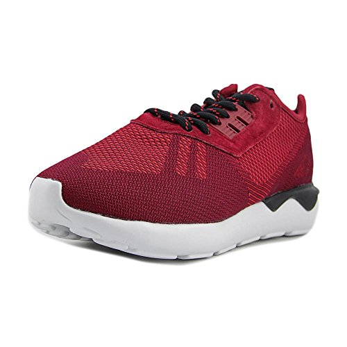 Adidas Tubular Runner, rosso (Borgogna/Borgogna/Nero), 45 EU