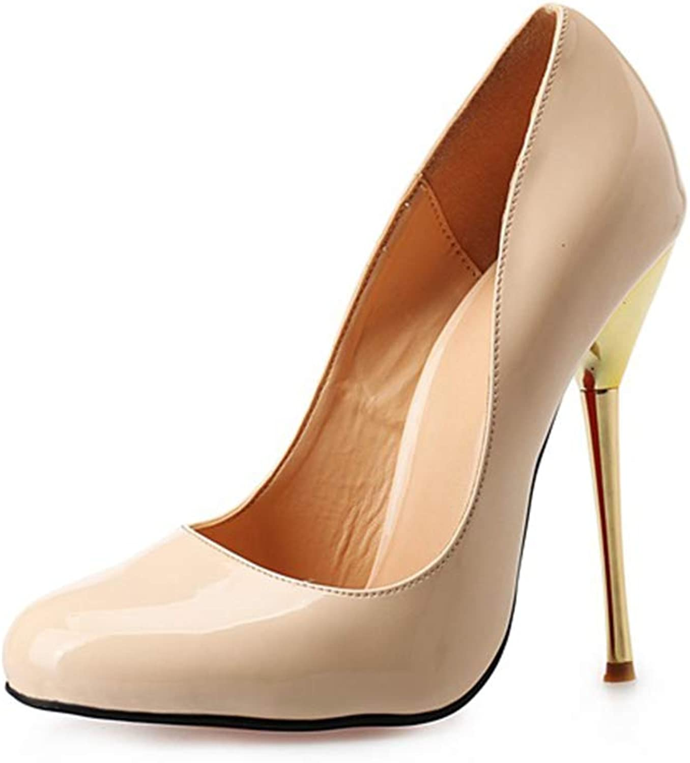 Women's Pointed Fine high Heel Single shoes Cozy Breathable Pumps Everyday wear High Heel Single shoes