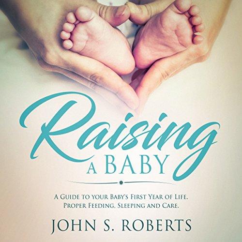 Raising a Baby audiobook cover art