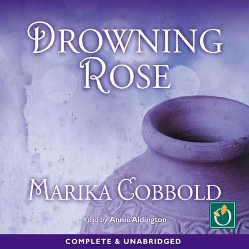 Drowning Rose audiobook cover art