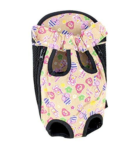 Portable mignon sac à dos Voyage AV Carrier Bag For Pets (Convient pour 0-2.5kg)
